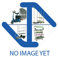 Presentation bench 3-tier plant display