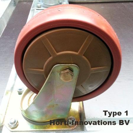 Type 1 roue